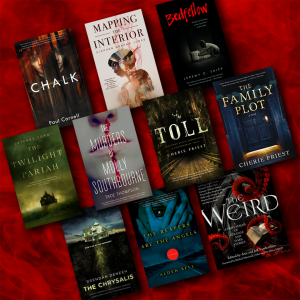 Macmillan Publishers – Win a Halloween Horror Collection prize pack