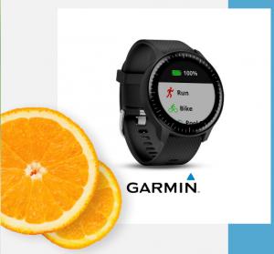 Oasis – Win a Vivoactive 3 Garmin watch