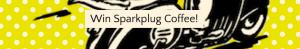 Sparkplug Coffee – Win coffee bag monthly