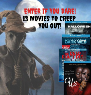 Tribute Publishing – Win a Horror Film prize pack
