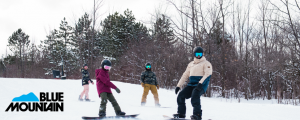 iHeartRadio – Win a 2-night stay at Blue Mountain Resort plus lift tickets