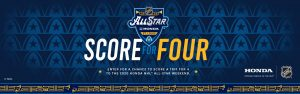 Honda Canada – Win a trip for 4 to St. Louis, Missouri to attend 2020 Honda NHL All-Star Weekend