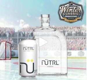 NUTRL Vodka – Win a trip for 2 to Dallas, Texas for the 2020 Bridgestone NHL Winter Classic