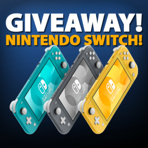Opera Event – Win a Nintendo Switch Lite