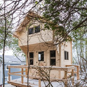Bunkie Life – Win a Log Cabin Bunkie valued at $9,000