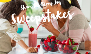 Driscoll's – Win Berries for a Year
