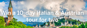 Lonely Planet – Win a trip for 2 to Venice, Italy and Vienna, Austria