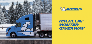 Michelin – Win a prize pack valued at over $300