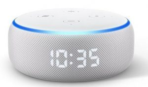 Whats Your Tech – Win an Amazon Echo Dot smart speaker