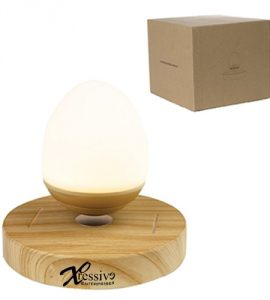 Xpressive – Win an Egg Drop Levitating Wireless Speaker