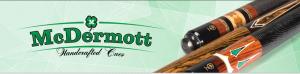 McDermott – Win a Free Pool Cue