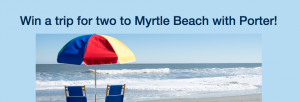 Myrtle Beach Area CVB – Win a trip for 2 to Myrtle Beach, USA