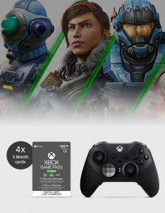 The Source – Win 1 of 5 Xbox Elite 2 Controller prize packs