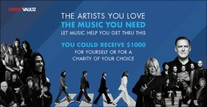 Universal Music Canada – Win a $1,000 cash prize