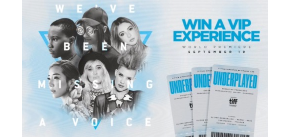 Bud Light Underplayed  – Win an Underplayed VIP Experience