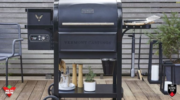 Canadian Olympic Club  – Win a Vermont Castings Woodland Pellet Grill valued at $1199
