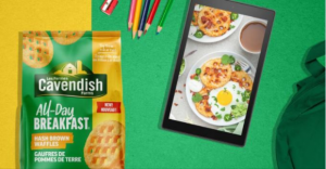 Cavendish Farms Back to School  – Win a tablet and free fries for a year