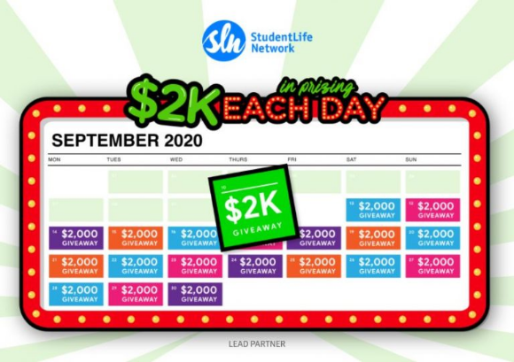 CIBC $2K Each Day  – Win $2,000 every day at www.2keachday.com