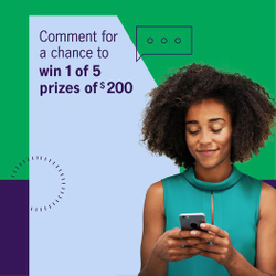 Manulife – Win 1 of 5 Prizes of $200 CAD Visa or MC Gift Cards Contest