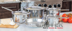 Meyer Canada – Win an 11pc Accolade Cookware Set Contest