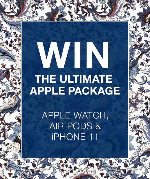 Mr Big & Tall  – Win an Apple Watch, Airpods and an iPhone 11