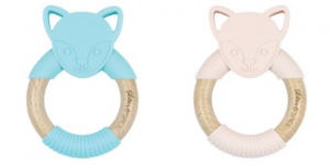 Oyaco Giveaway – Win 1 of 3 fox teethers
