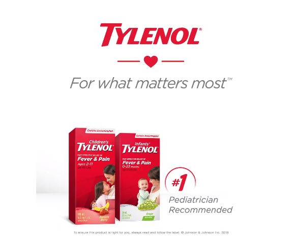 Parent Life Network and Tylenol  – Win $500
