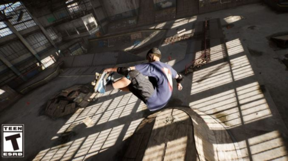 Playstation Canada  – Win a copy of Tony Hawk's Pro Skater 1+2 Collectors Edition for PlayStation 4