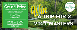 Win GolfForMore.Com Golf Gives Back Contest DONATION or NPE INSTAGRAM POST