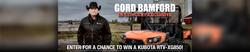 Win Kubota Canada Gord Bamford In Concert Exclusive Contest