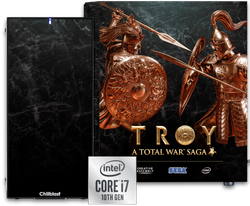 Win PM Intel + A Total War Saga Troy Sweepstakes