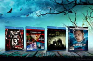 BriefTake  – Win a Paramount Pictures Halloween prize pack full of Blu-rays