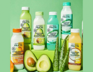Garnier Giveaway – Win all 4 flavours of the new treat collection