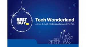Best Buy Tech Wonderland 2020 – Win a Nintendo Switch, headphones, tablets, speakers and more