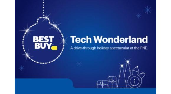 Best Buy Tech Wonderland 2020 – Win a Nintendo Switch, headphones, tablets, speakers and more