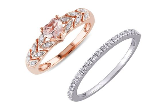 Best Buy  – Win 1 of 2 Amour diamond rings