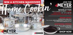 canada.com + Meyer Housewares Canada – Win a $5K CAD Kitchen Makeover Contest