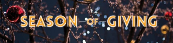 Edmonton City Centre Season of Giving  – Win a $10,000 prize pack and $1,000 gift cards