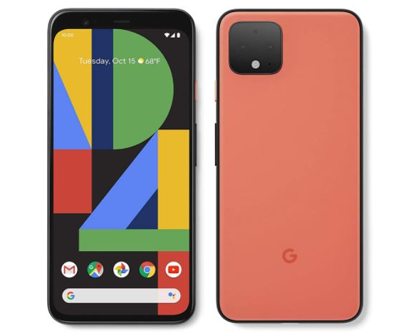 Get Connected November  – Win a Google Pixel 4 XL valued at $800
