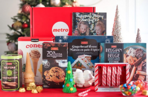 Metro Holiday 2020 – Win 1 of 100 Holiday Food Craft Kits