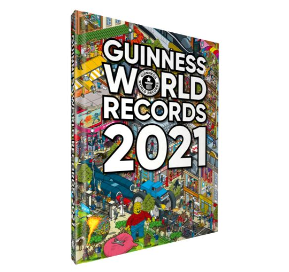 Owl Kids Giveaway – Win 1 of 5 copies of Guinness World Records 2021