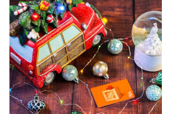 The Gate Holiday Gift Guide Giveaway – Win a $200 Home Depot gift card