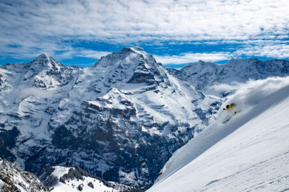 Warren Miller Future Retro World Tour  – Win a trip to Switzerland and a ski package for two