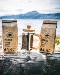 Win Do The Okanagan Model Bean Coffee Best for Kelowna Contest
