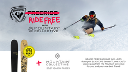 Win Rossignol Ride Free with the Mountain Collective Contest