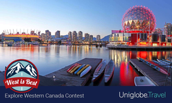 Win Uniglobe Travel Trip for 2 to Vancouve Contest