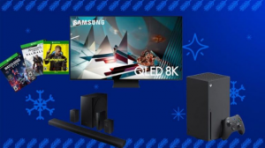 Best Buy Canada  – Win a Samsung 8K TV, an Xbox Series X and more