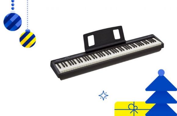 Best Buy  – Win a Roland FP-10 Keyboard