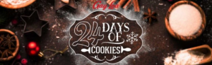 Gay Lea 24 Days of Cookies  – Win 1 of 48 prizes at 24daysofcookies.ca