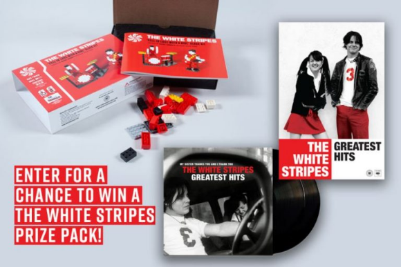 Exclaim  – Win a The White Stripes Prize Pack